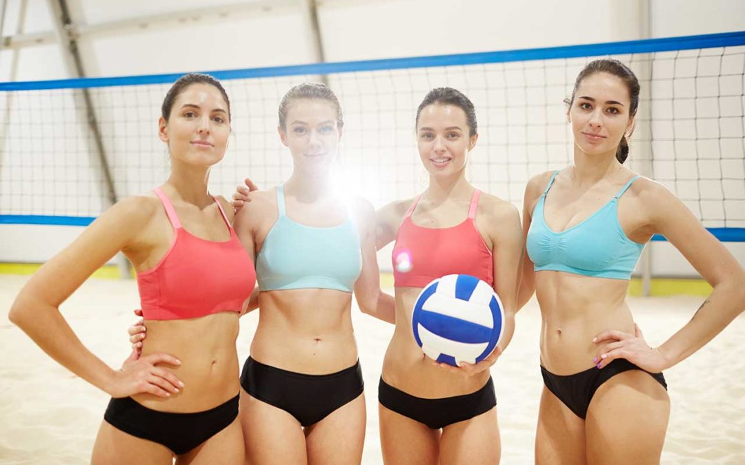 6 Quick Stretches to Improve Your Volleyball Game